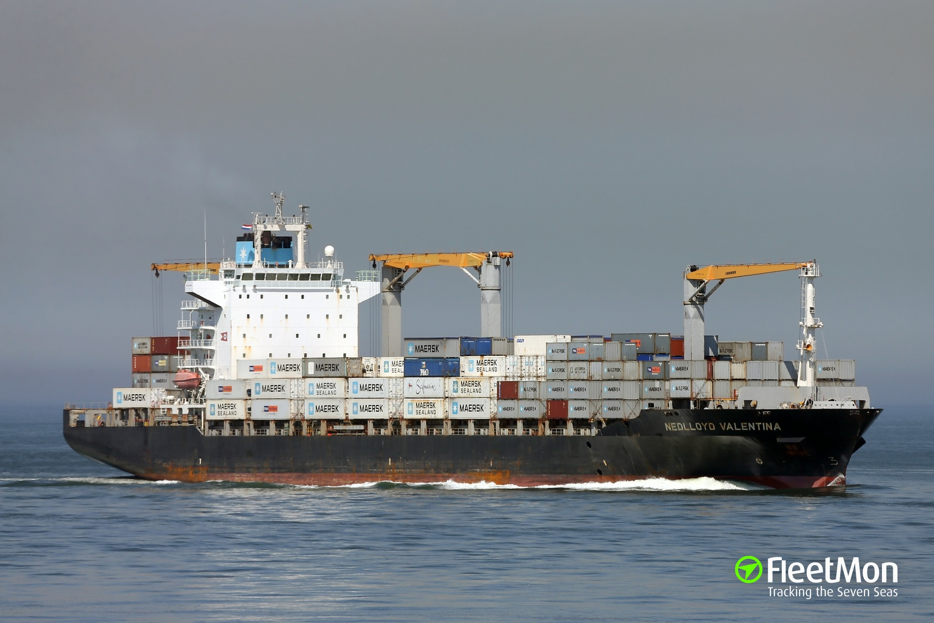 Stowaway with 50 kilo of cocaine arrested on board of CAP BEATRICE