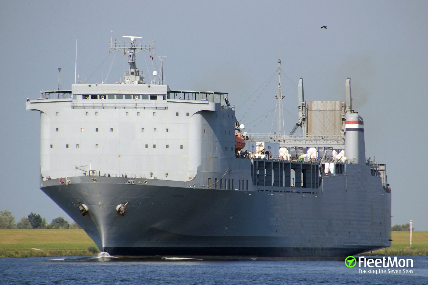 ​Syrian chemical weapon is currently in Baltic Sea