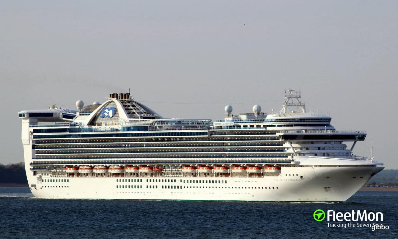 Cruise Ship OCEAN DREAM Capsized And Sank Laem Chabang