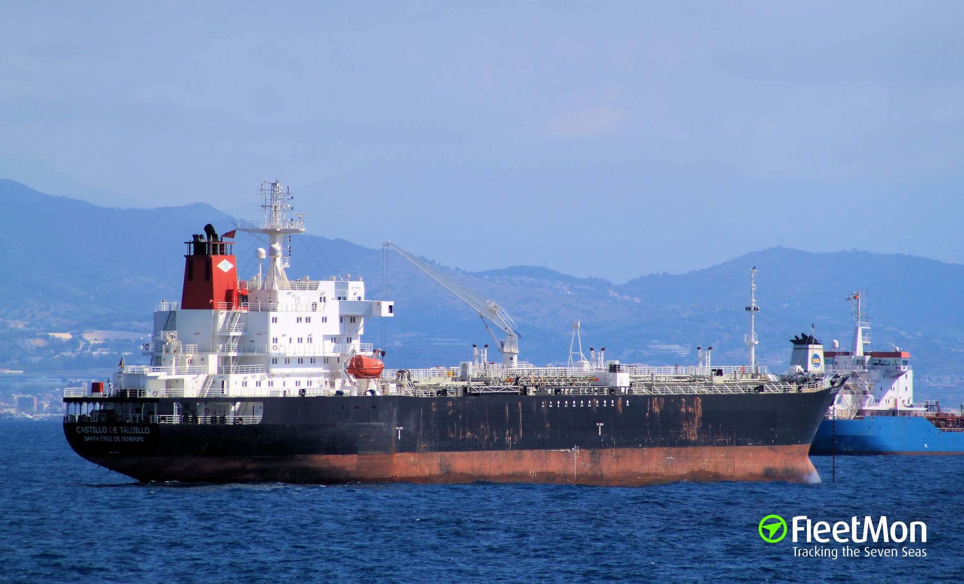 CASTILLO DE TRUJILLO (Liquefied gas carrier) IMO 9293337
