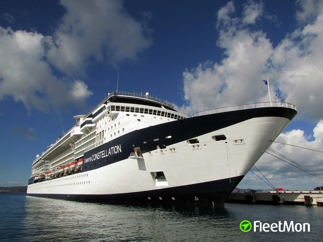 CELEBRITY CONSTELLATION  (AIS: CELEB. CONSTELLATION)