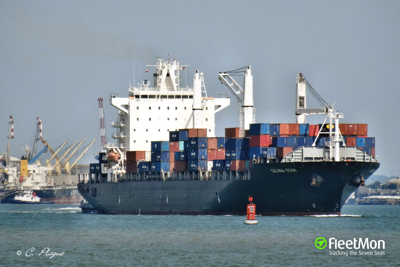 ​  Drugs found in ventilation system of container ship, Panama