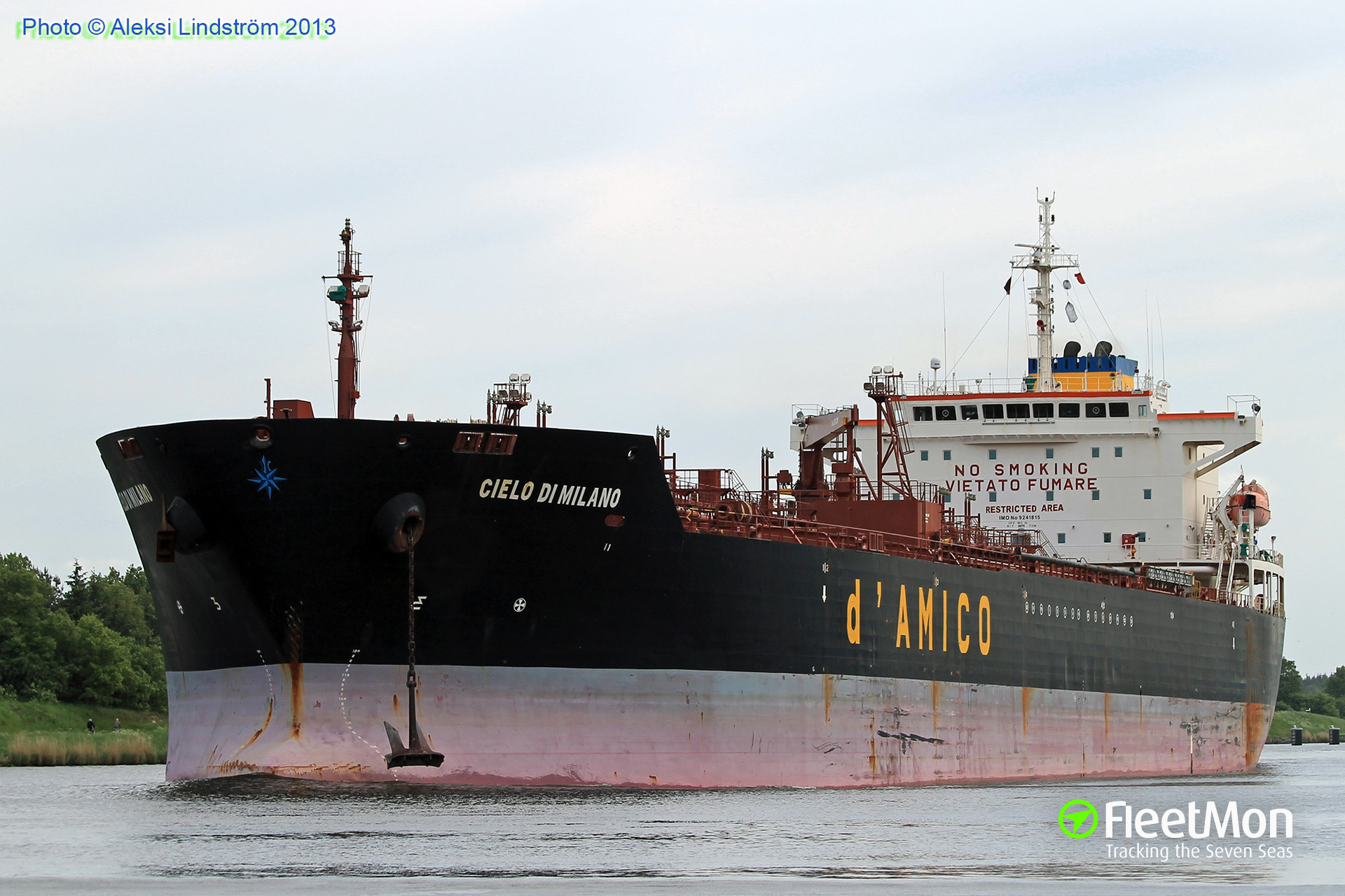 Tanker in full load stranded in Germany while Ghana companies accuse each other