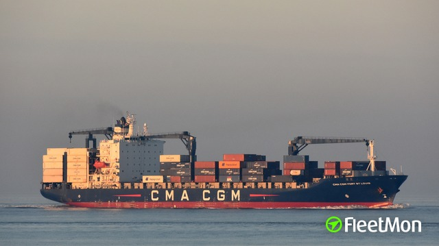 CMA CGM FORT ST LOUIS