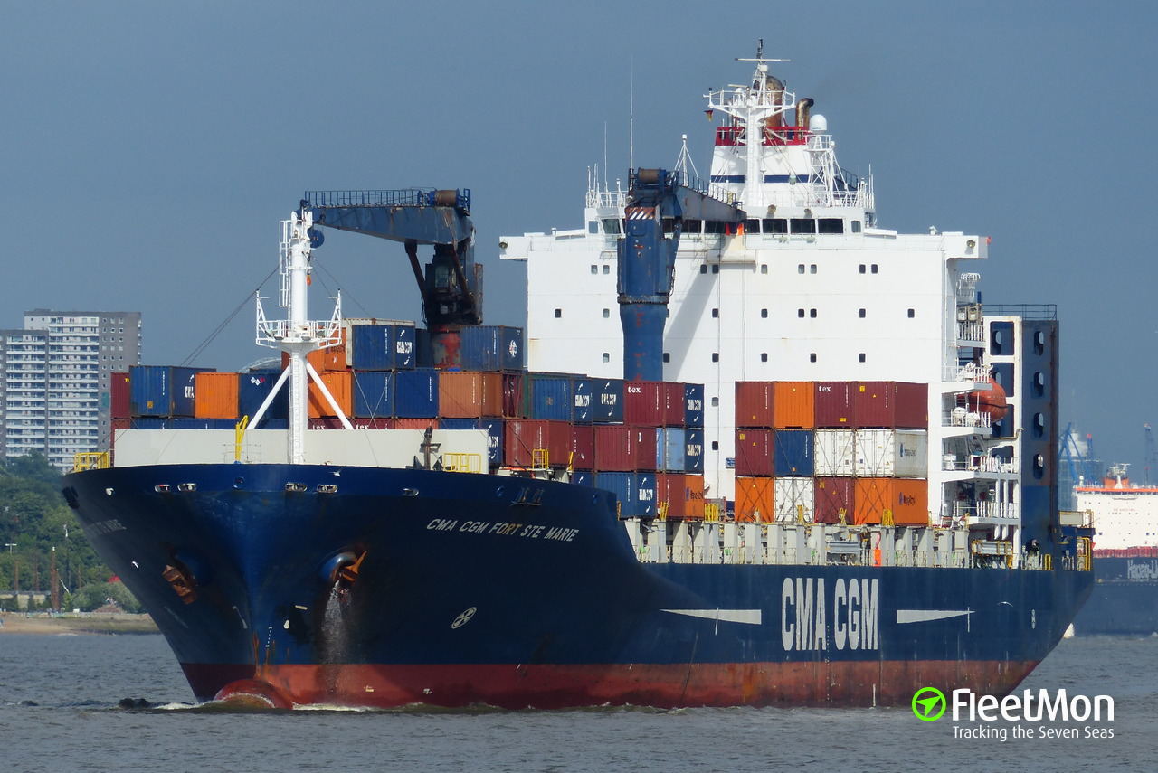 CMA CGM FORT ST MARIE