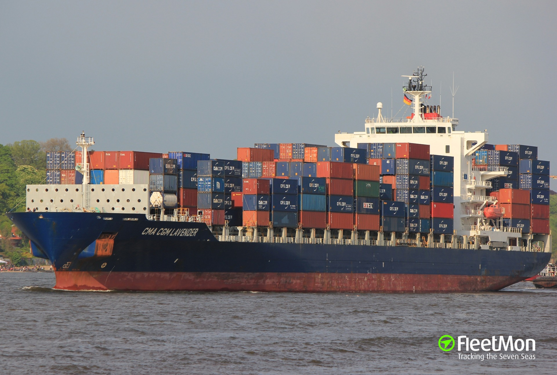 ​CMA CGM Launches The First Ever Direct North Europe – Black Sea Service
