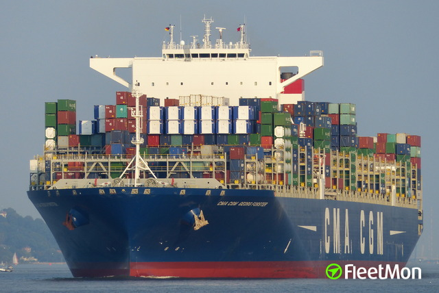 CMACGM GEORG FORSTER