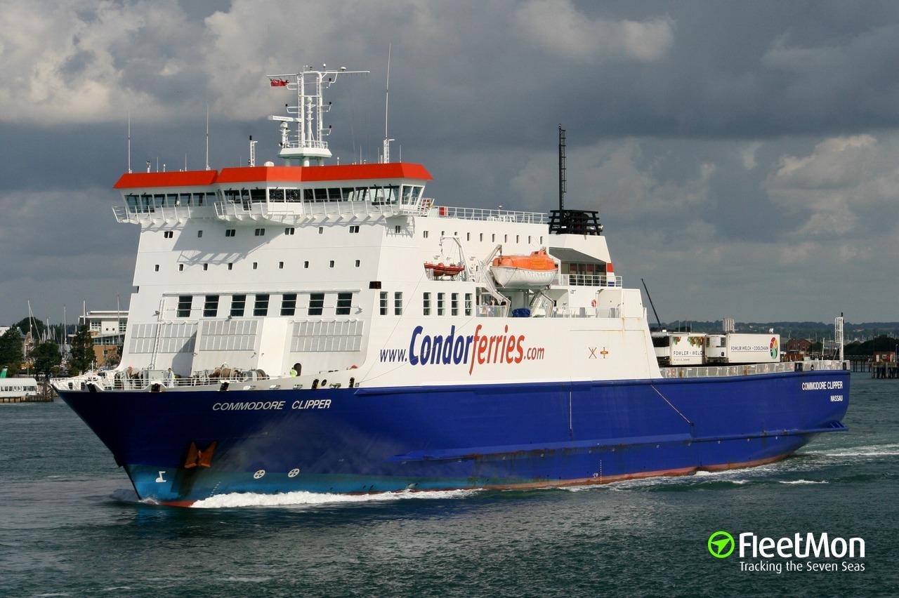 Commodore Clipper Passenger Ship Imo 9201750