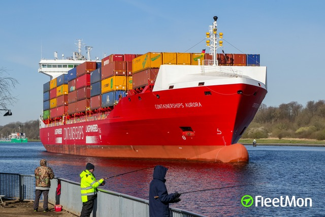 CONTAINERSHIPS AURORA