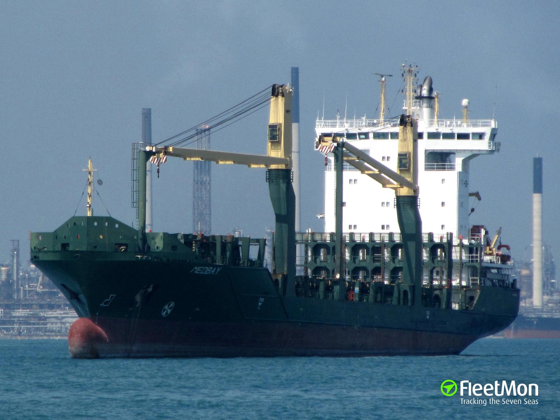 Boxship Vega Auriga banned from Australian ports