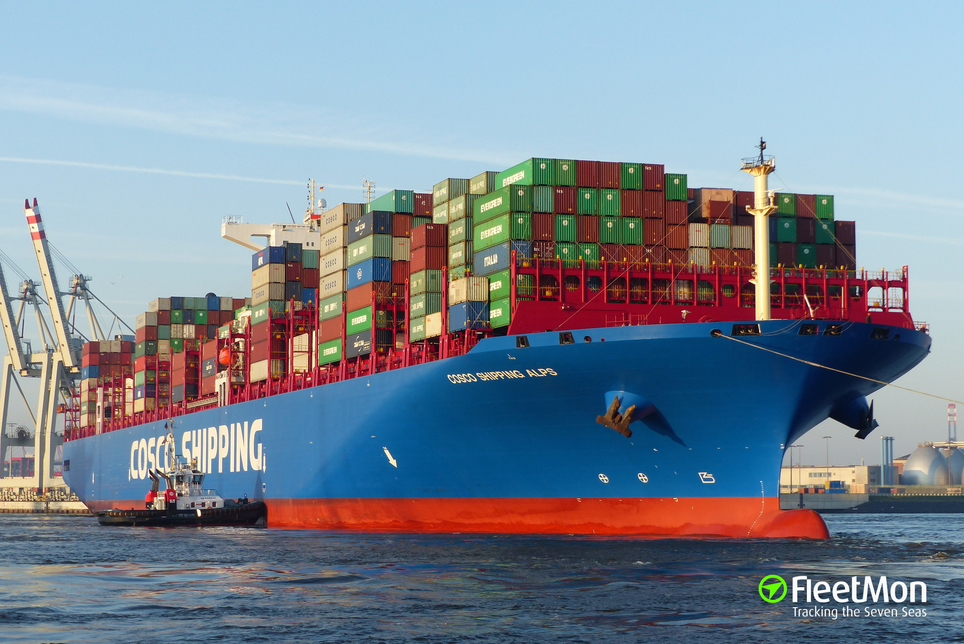 New Technical Consultancy for Fuel Efficient Shipping Launched