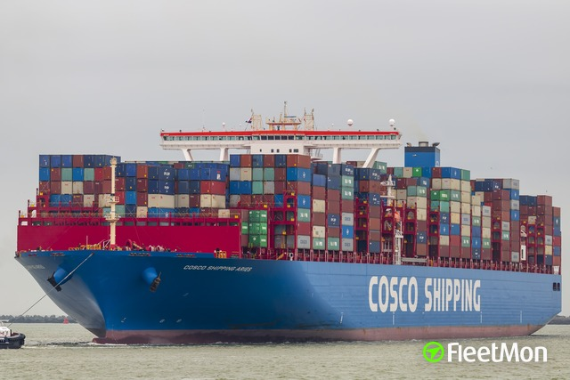 COSCO SHIPPING ARIES