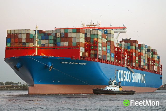 COSCO SHIPPING SCORPIO