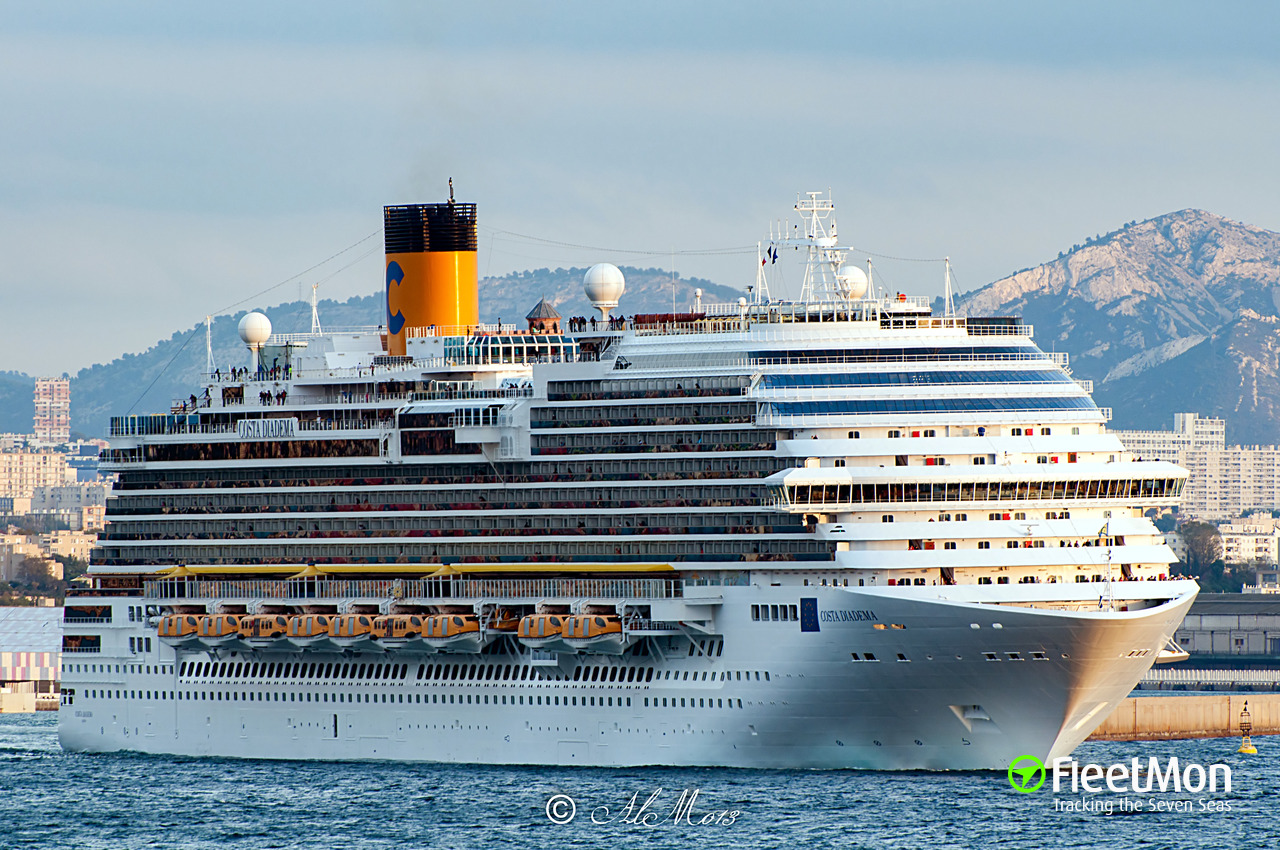 Costa diadema related keywords costa diadema long tail for Deckplan costa diadema