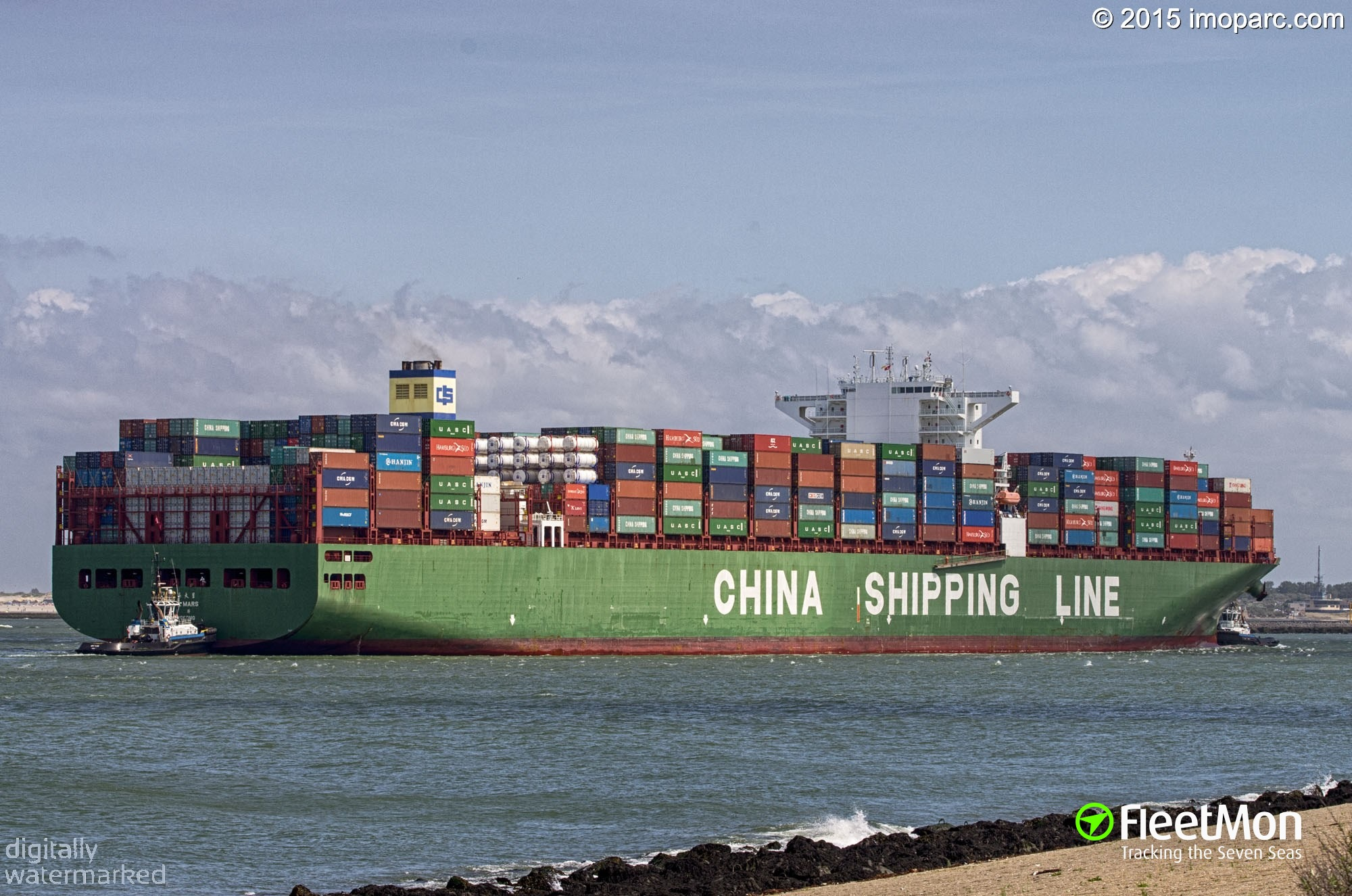 Cscl Mars Vessel Power Loong