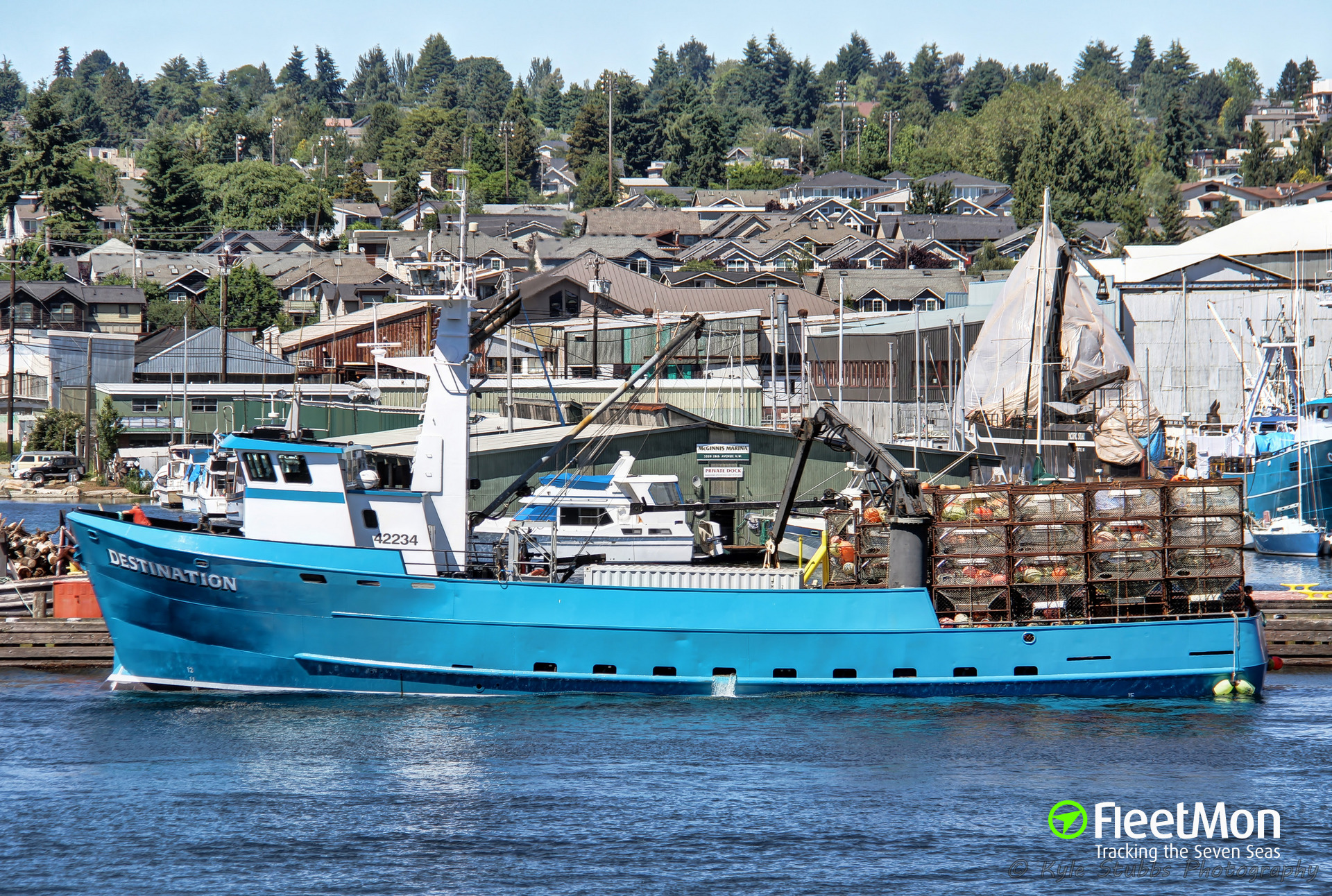 destination fishing vessel imo 8853116