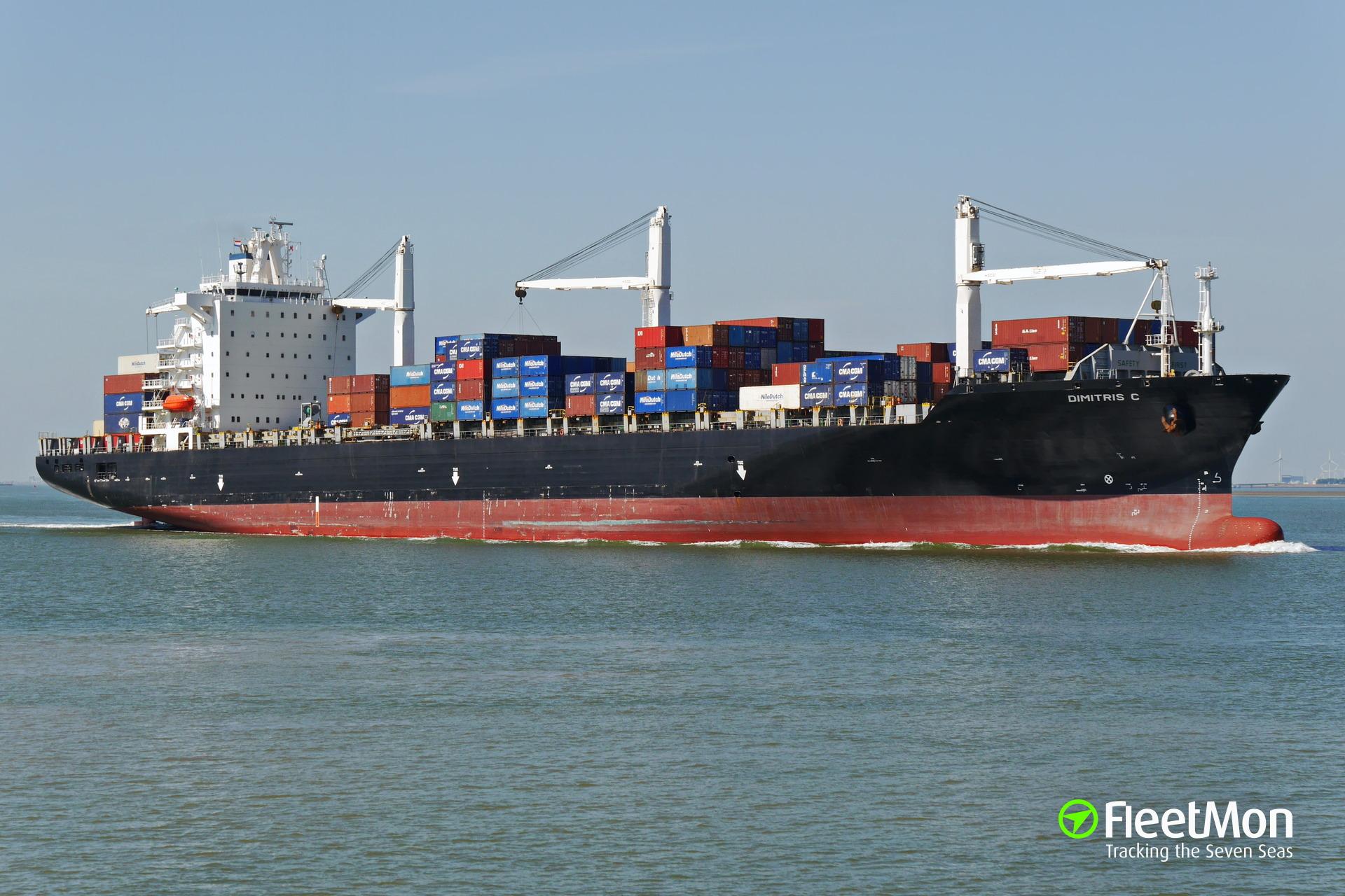  300 kilo of cocaine seized with the help of ship's Ukrainian crew, Italy