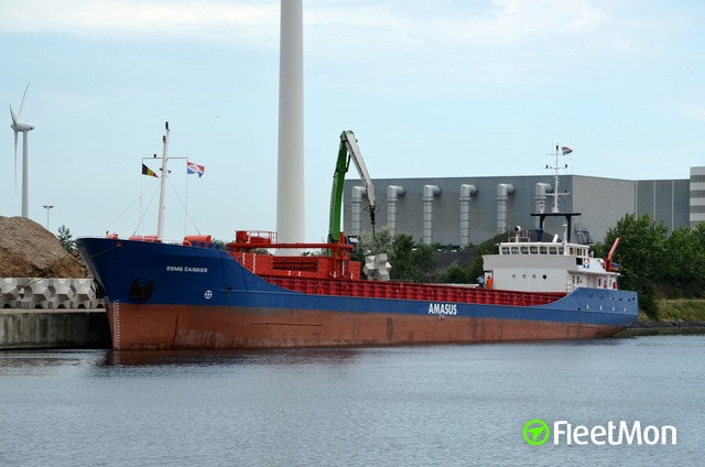 Dutch freighter grounding in Denmark, Russian Master intoxicated