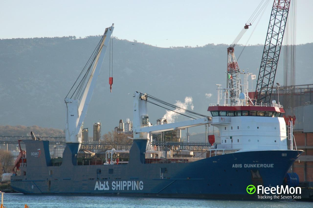 EEMSLIFT DAFNE (Cargo ship) IMO 9671448