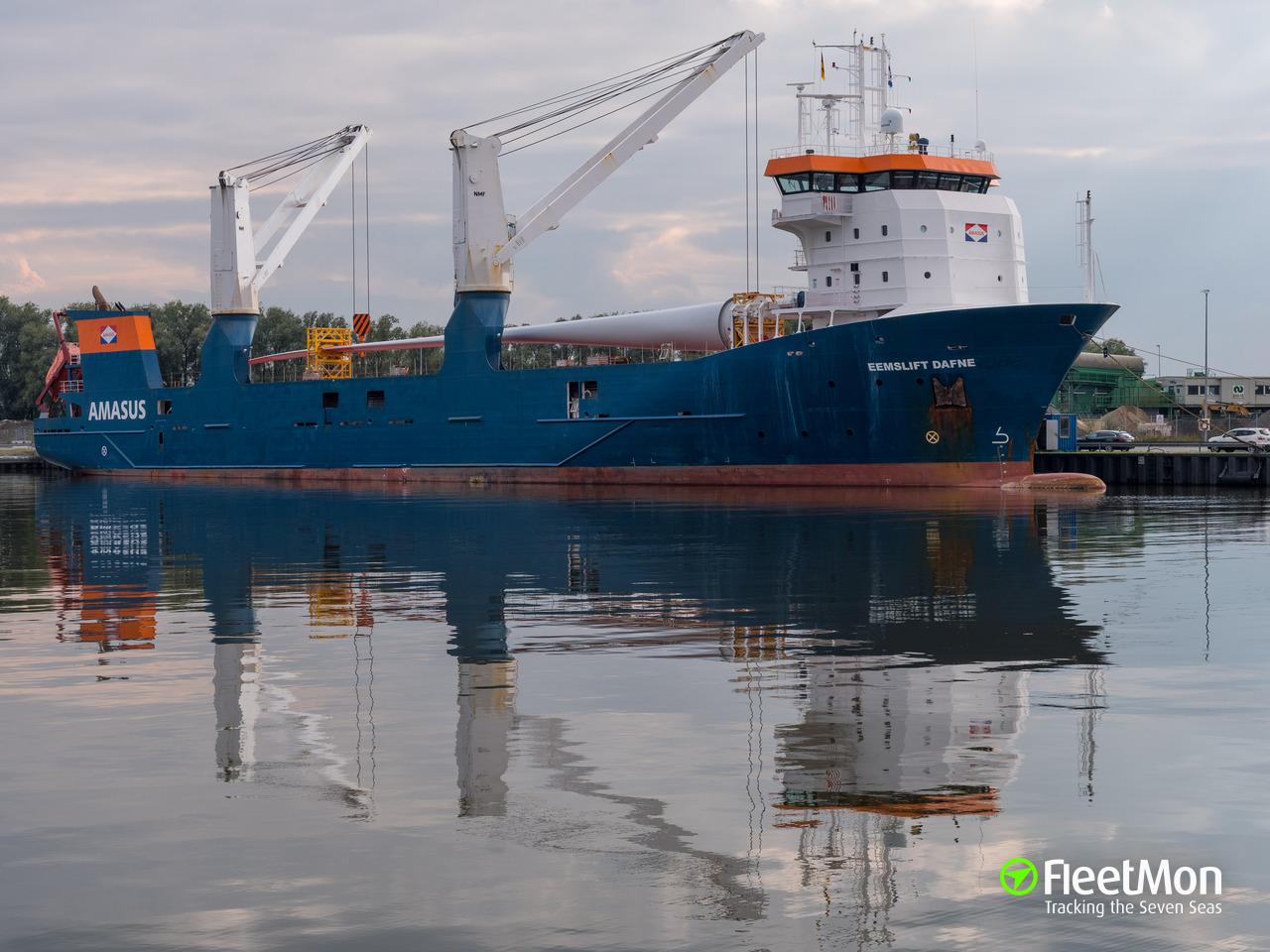 EEMSLIFT DAFNE (General cargo vessel) IMO 9671448