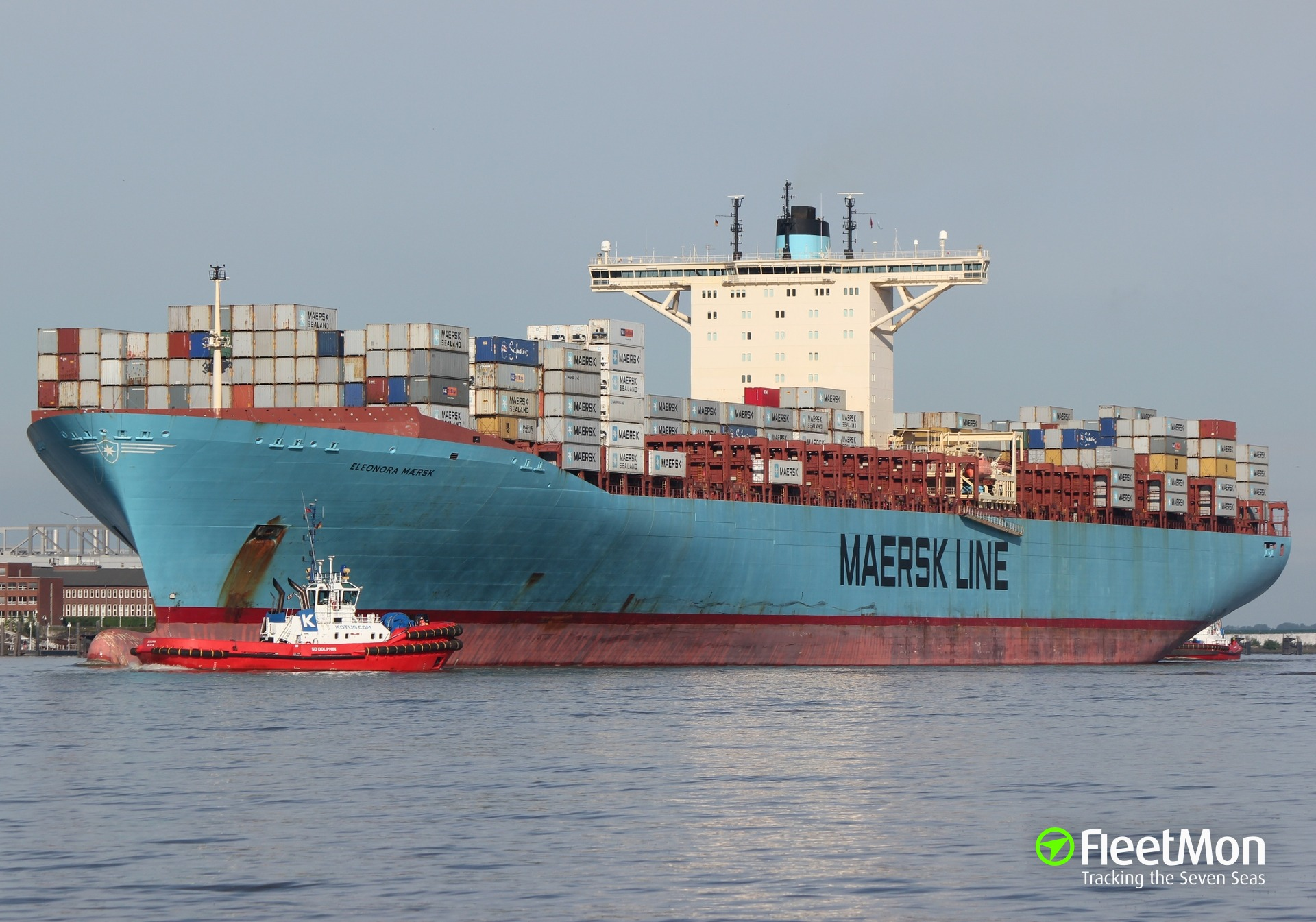 Maersk Modifies the Europe-Far East Service AE10