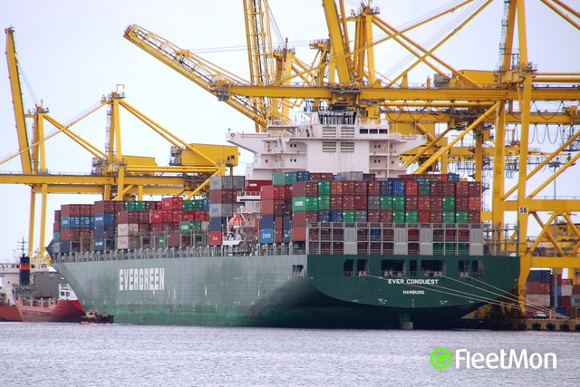 Marijuana found, Master of Post-Panamax container ship arrested, Greece