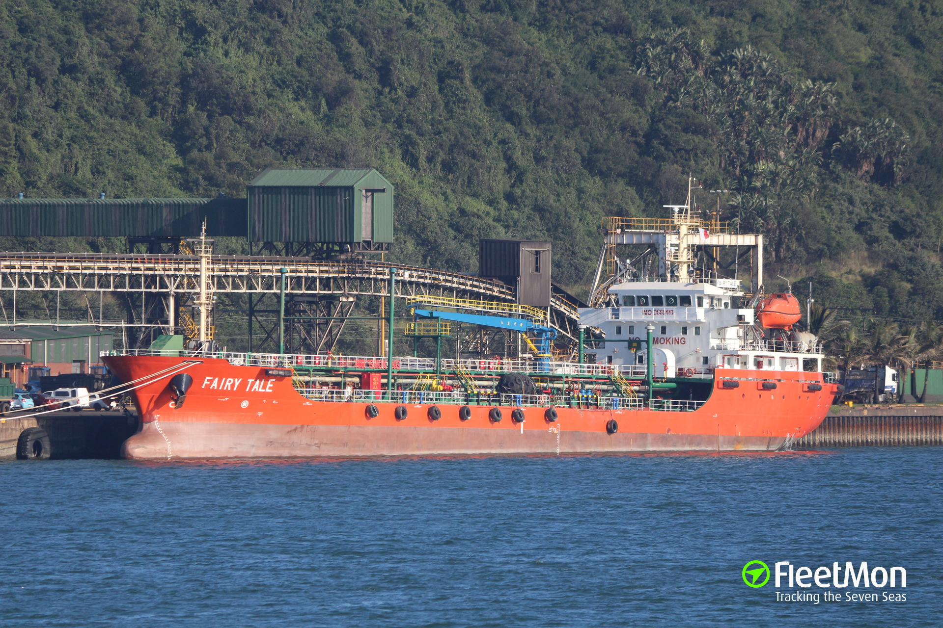 Product tanker FAIRY TALE arrested in Malaysian waters