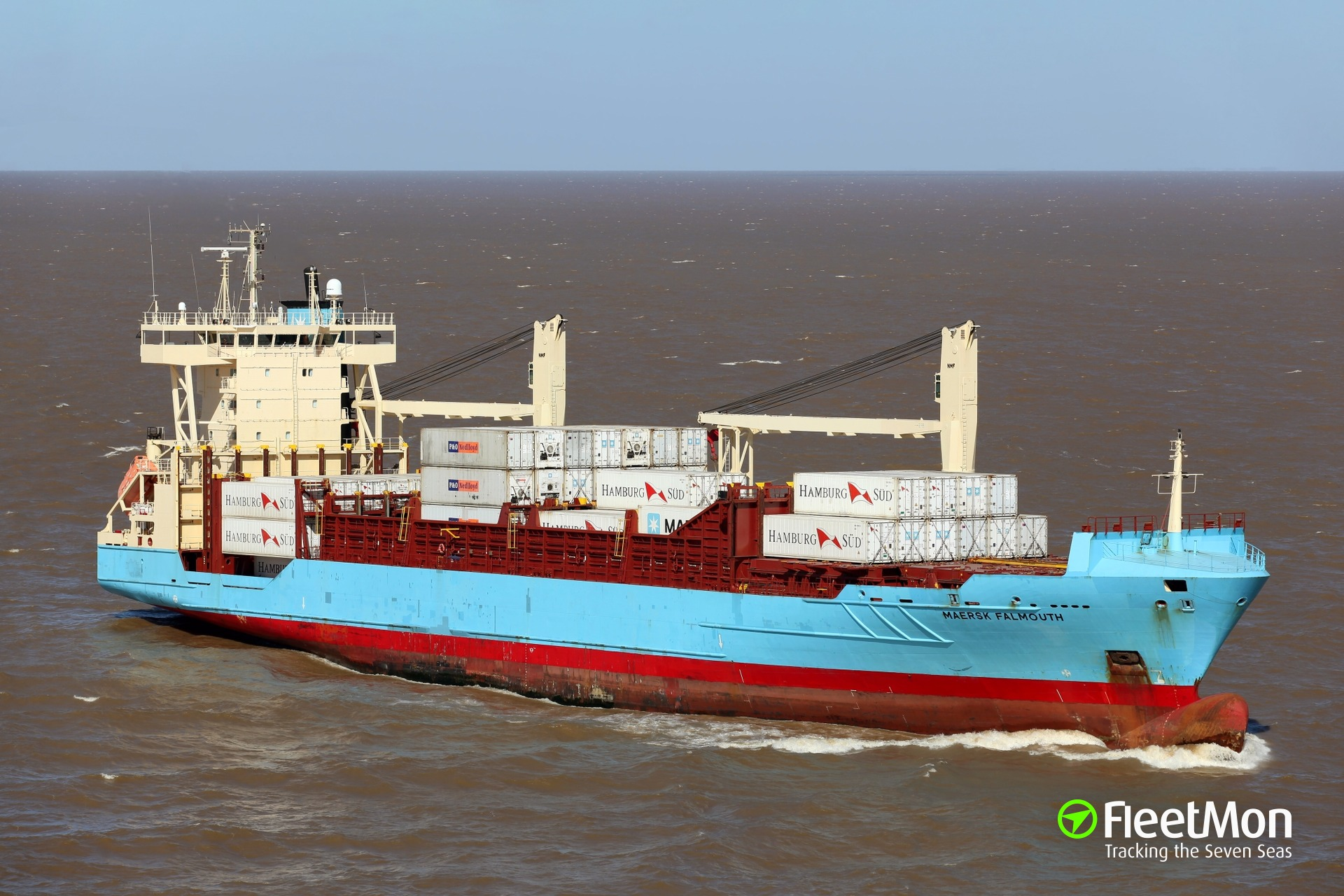 Maersk Starts Running Calypso Service and Modifies its Panama - Venezuela Service