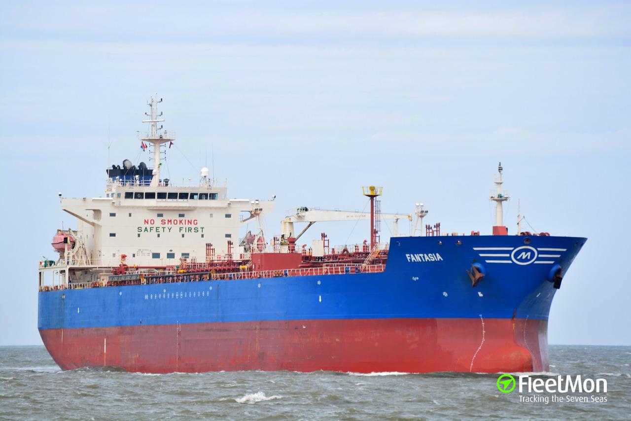 Newsroom - FleetMon com: Tanker and Oil Industry