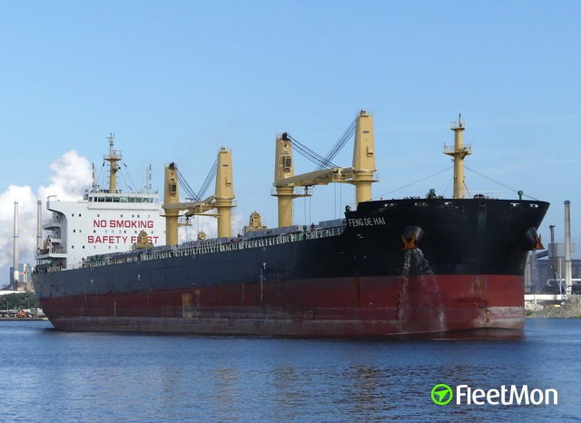 COSCO bulk carrier Captain died on board, reportedly from coronavirus