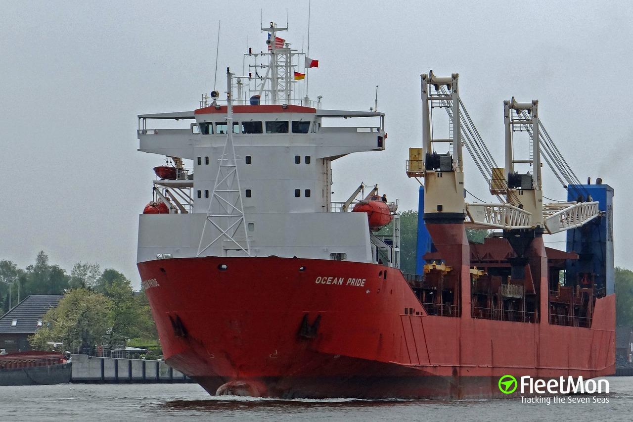 Vessel FLEET LEADER (RoRo ship) IMO 9220639, MMSI 636016260