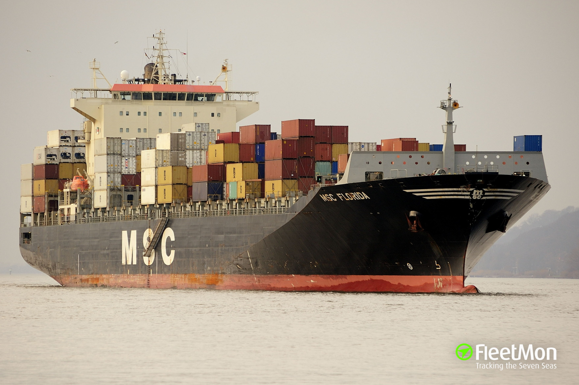 ​CMA CGM Takes Slots on MSC's West Coast South America – East Coast North America Service