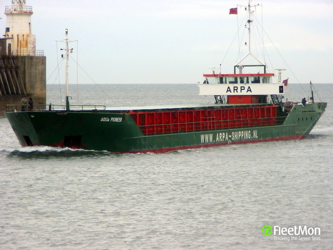 Turkish freighter FOM illegal activities investigation, Ukraine