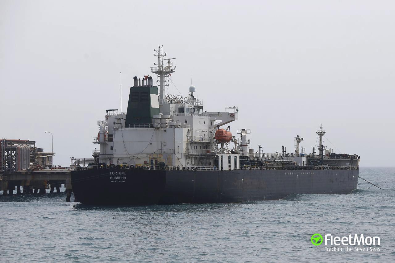 """Irã envia sua """"maior frota de sempre"""" de petroleiros para a Venezuela"""