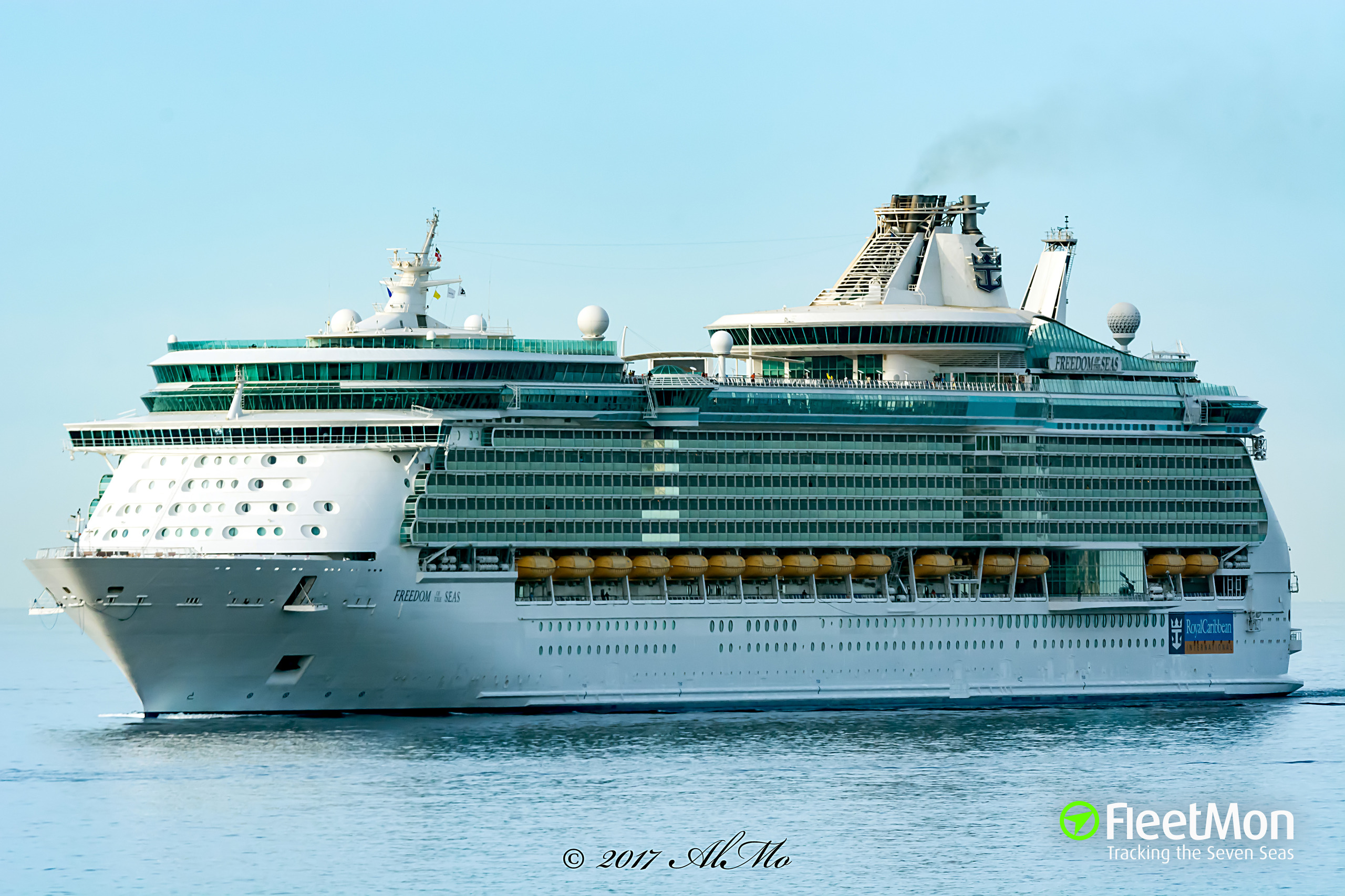 Photo Of FREEDOM OF THE SEAS IMO MMSI - Freedom of the seas