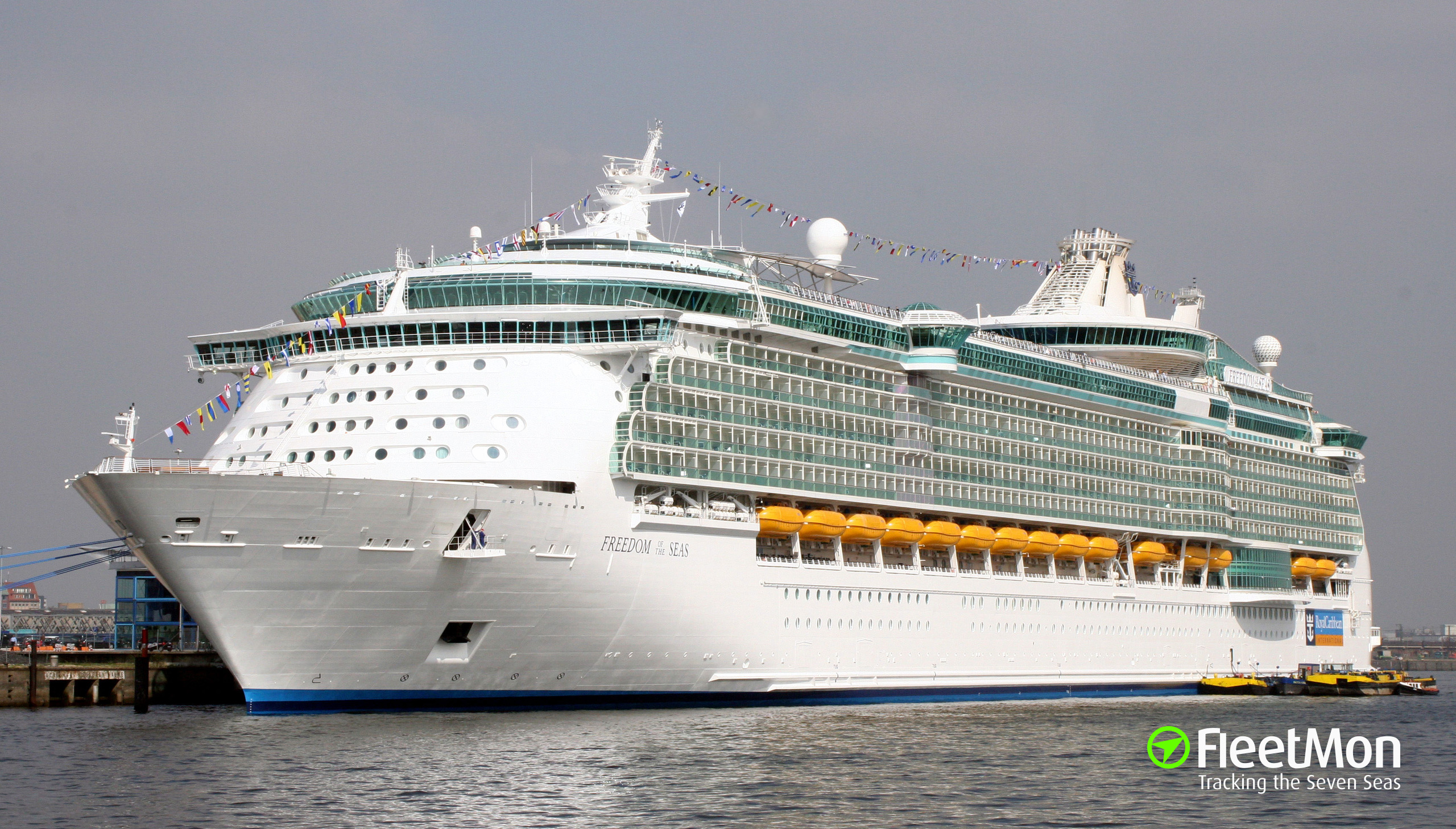 freedom of the seas route