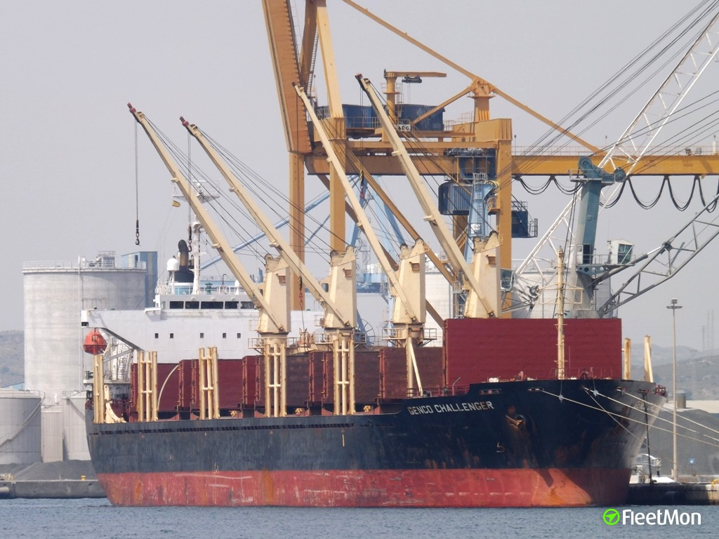 Stabbing on board of bulker Genco Challenger left 2 crew dead and 1 injured, USA