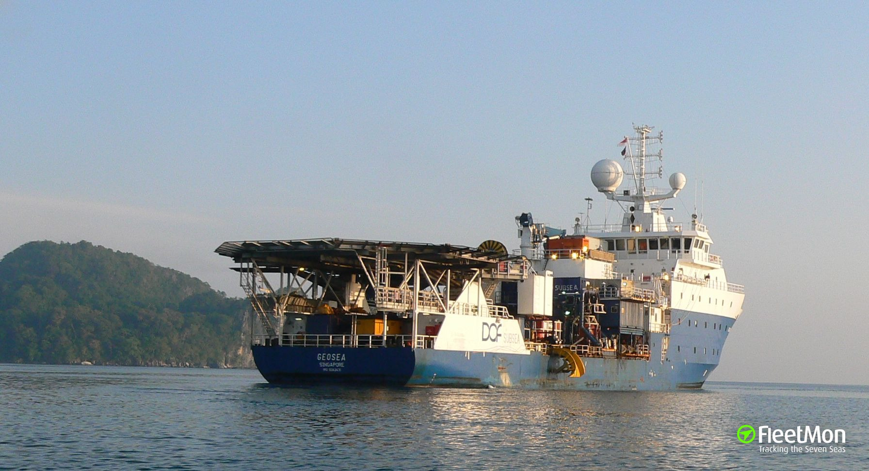 Two disabled ships towed to safety, Norway and Iceland