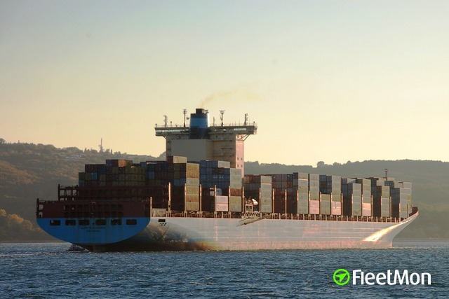 MAERSK container ship several crew tested corona positive, China