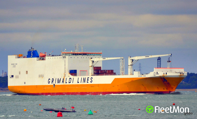 One more coronavirus fear victim? Grimaldi's ro-ro stuck off Casablanca for 2 days, why?