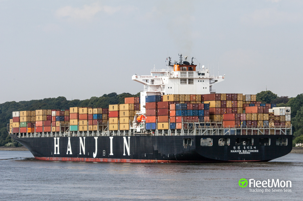HANJIN BALTIMORE