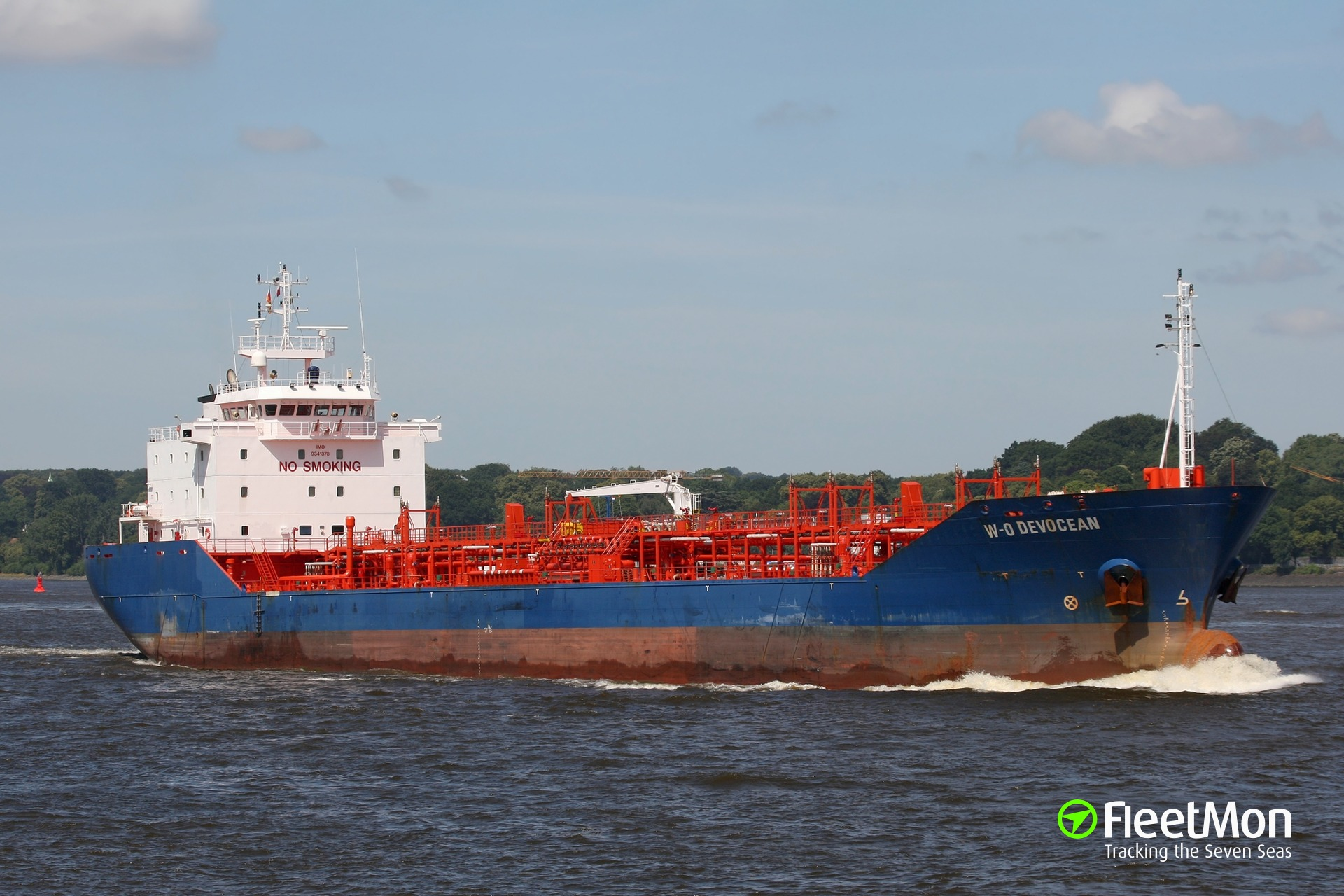 Chemical tanker HANZE KOCHI attacked by pirates, Nigeria