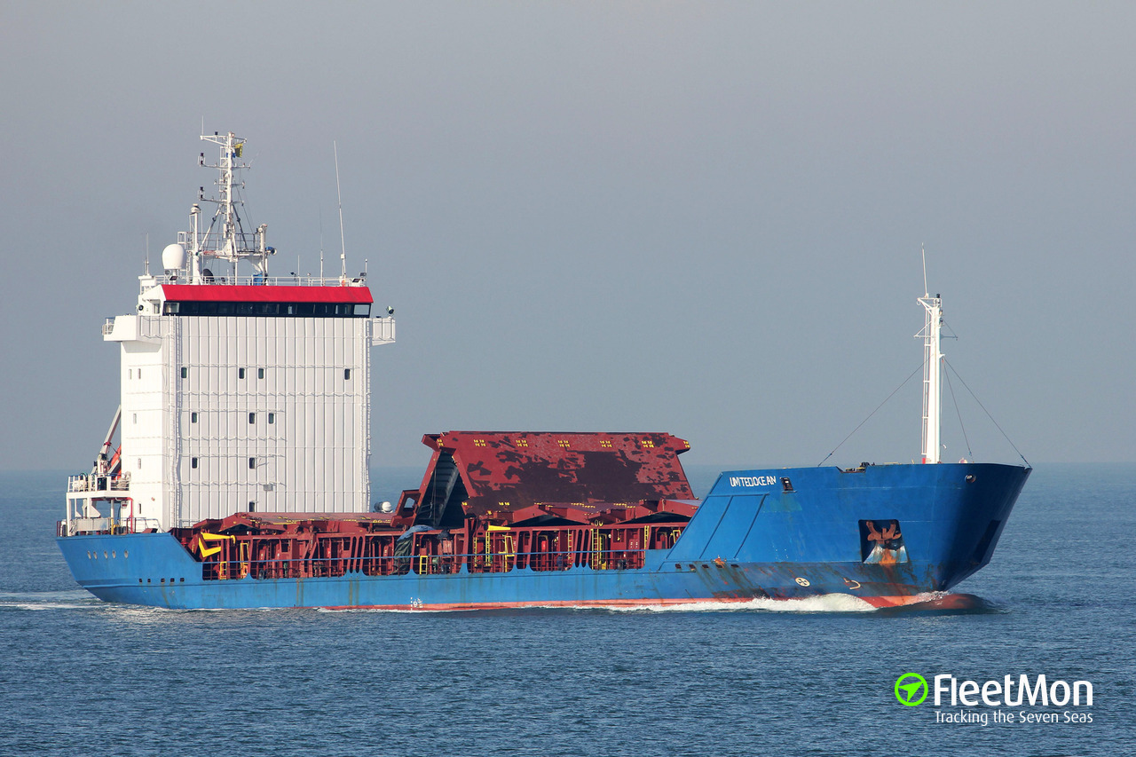 HERMES General cargo vessel IMO 9071052