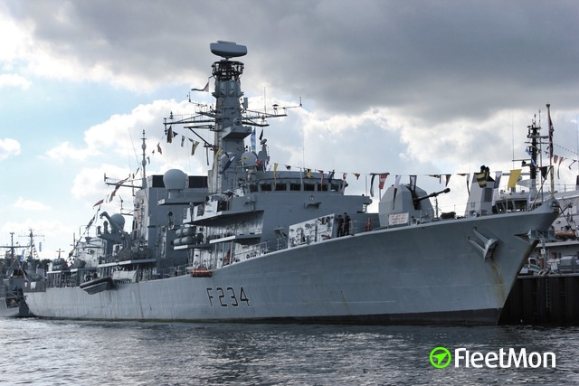 Vessel HMS IRON DUKE