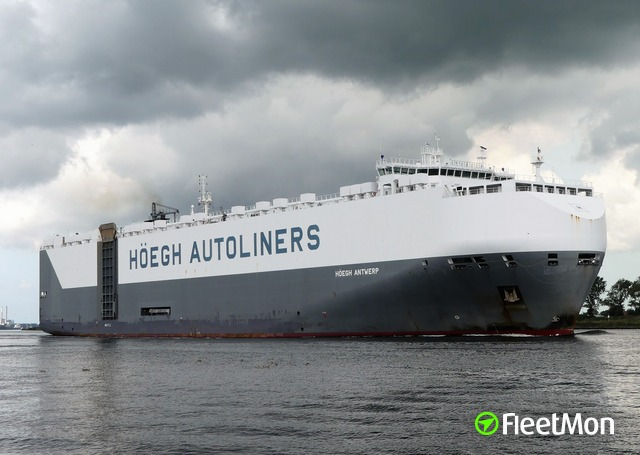 Vessel HOEGH ANTWERP