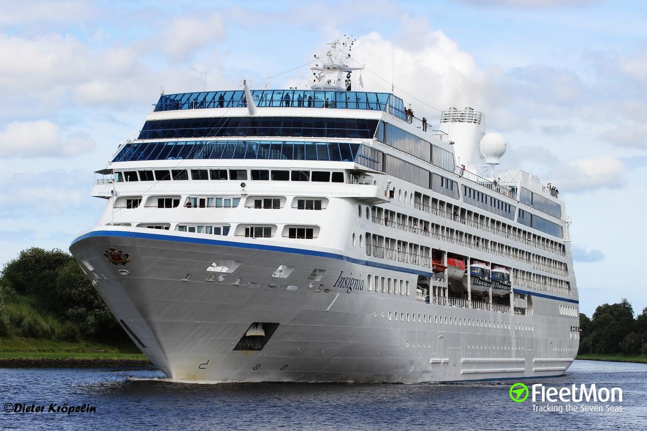 INSIGNIA Cruise Liner IMO - Insignia cruise ship