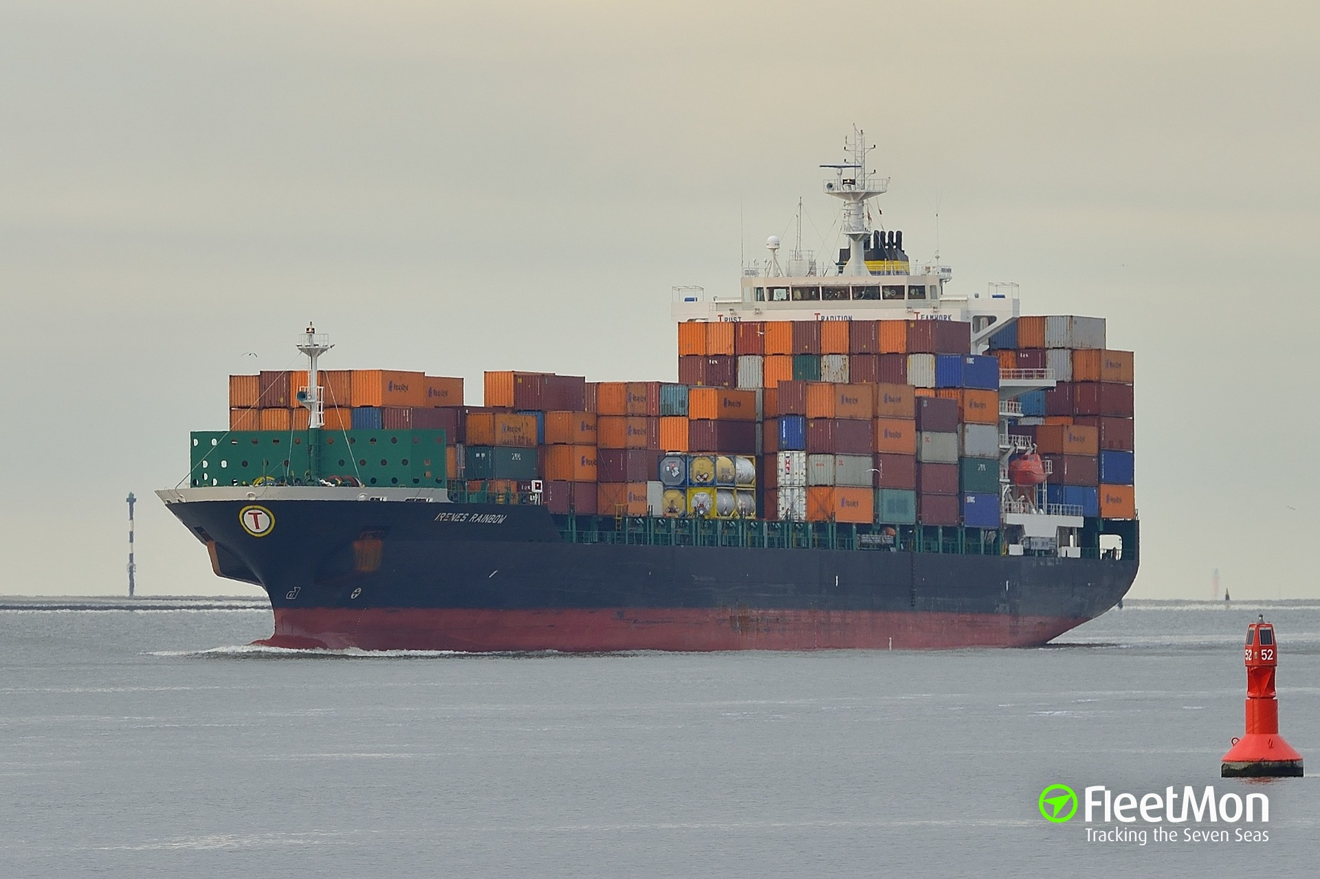 Hanjin Takes Slots on West Africa Service ARS/WMX to Maintain Its Service Offer in the Region