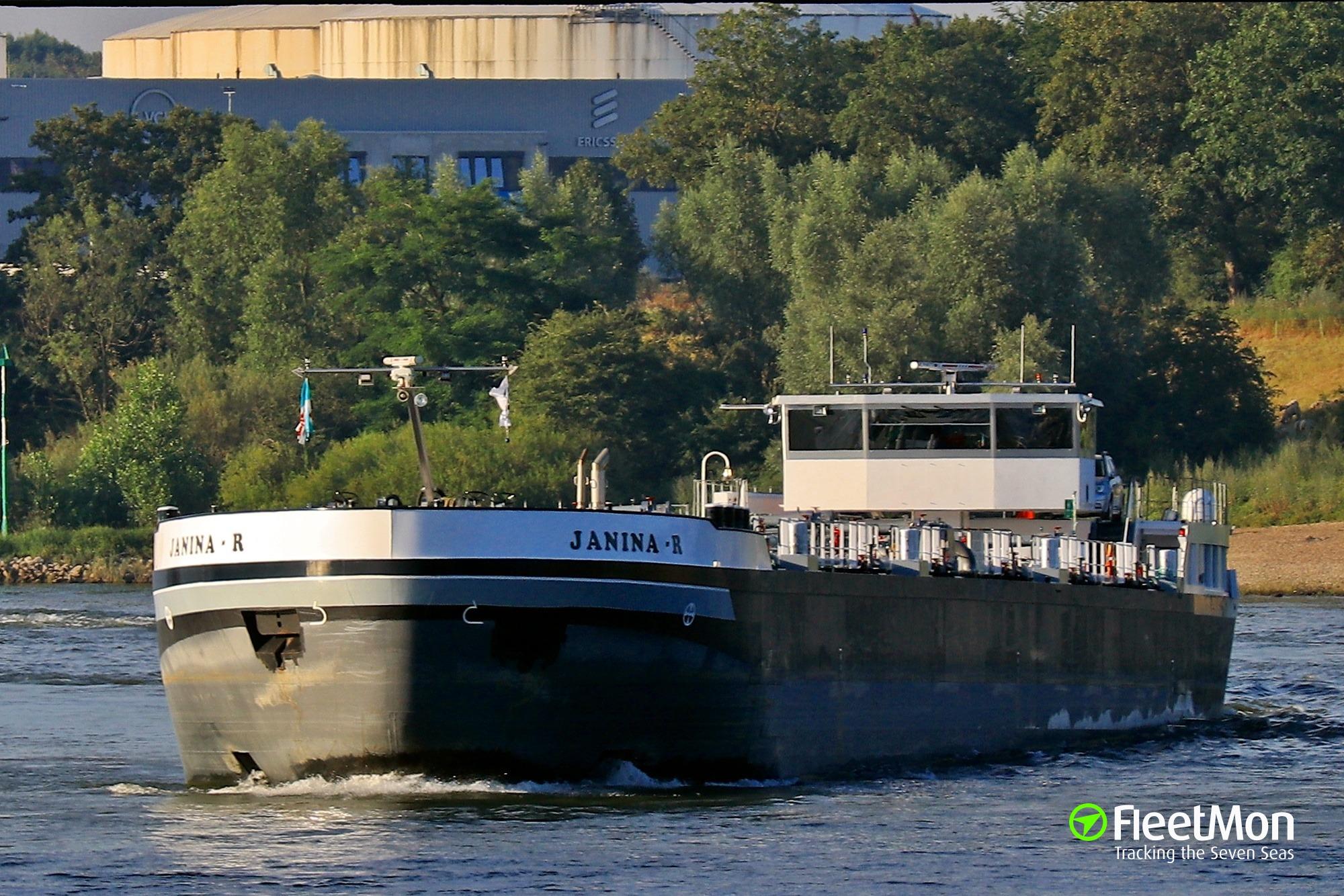 Photo of JANINA R (MMSI: 211141900, Callsign: DH2535