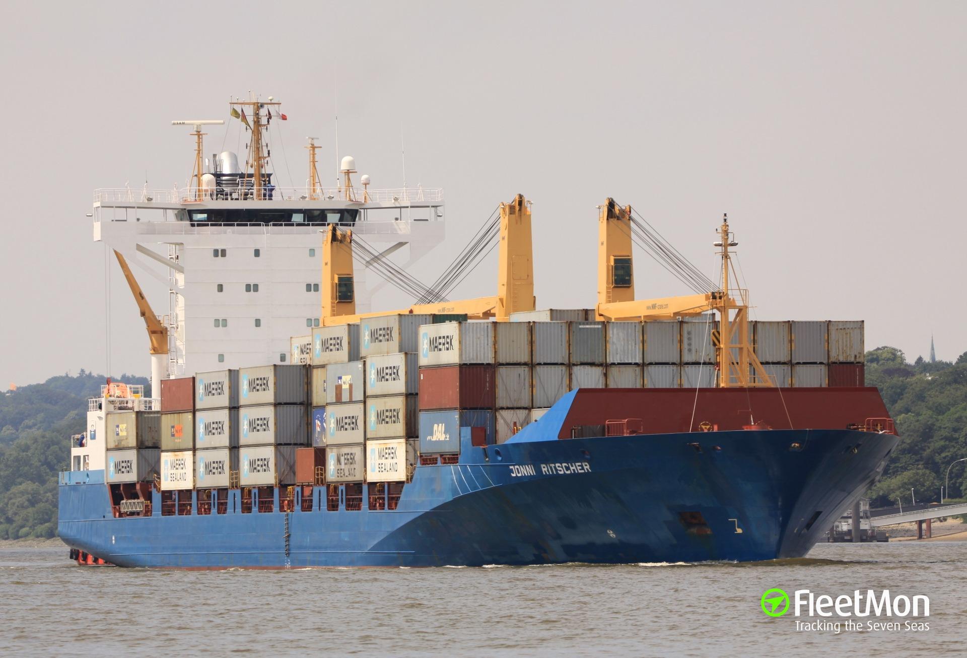 CMA CGM terminates the Baltic Feeder St Petersburg Shuttle Service C