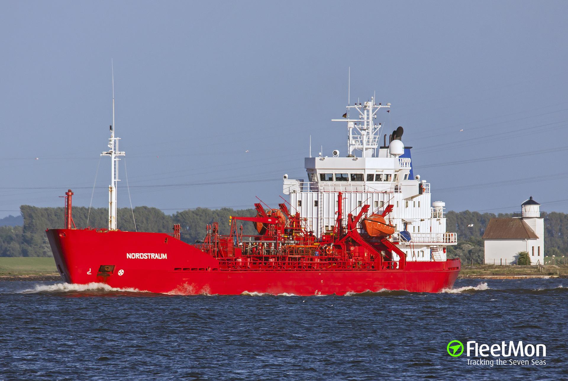 Tanker Kamchatka disabled in Kamchatka Bay